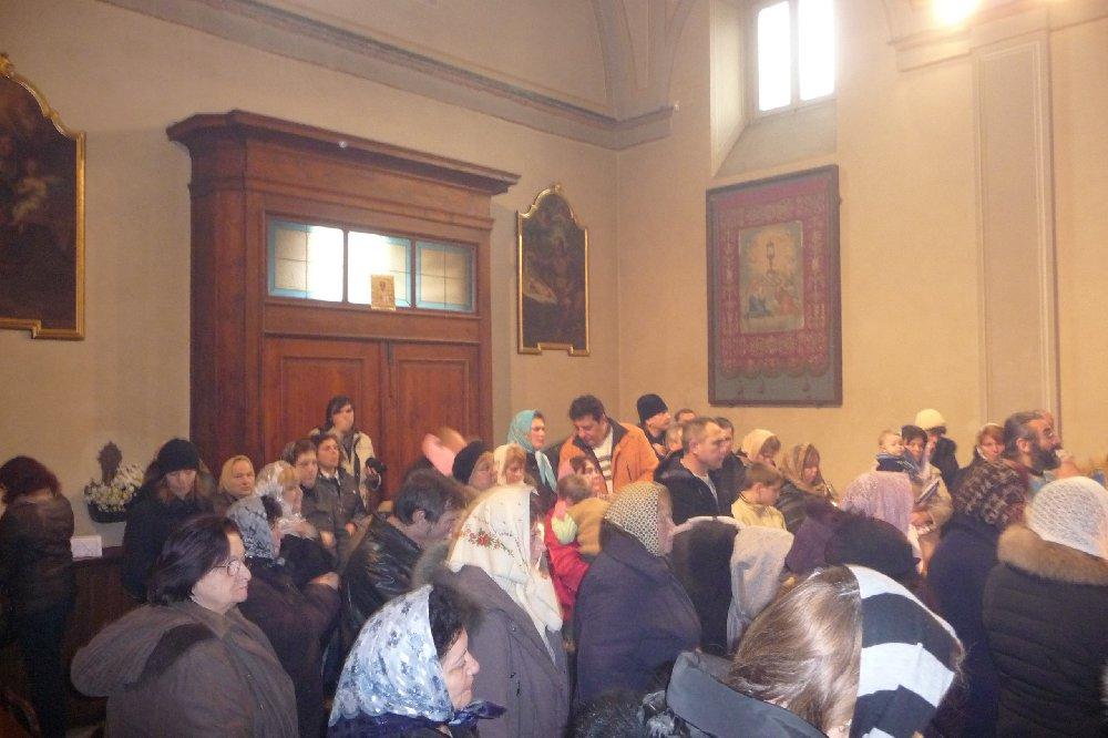 Декабрь 2011 Семистрельная в нашем храме 3